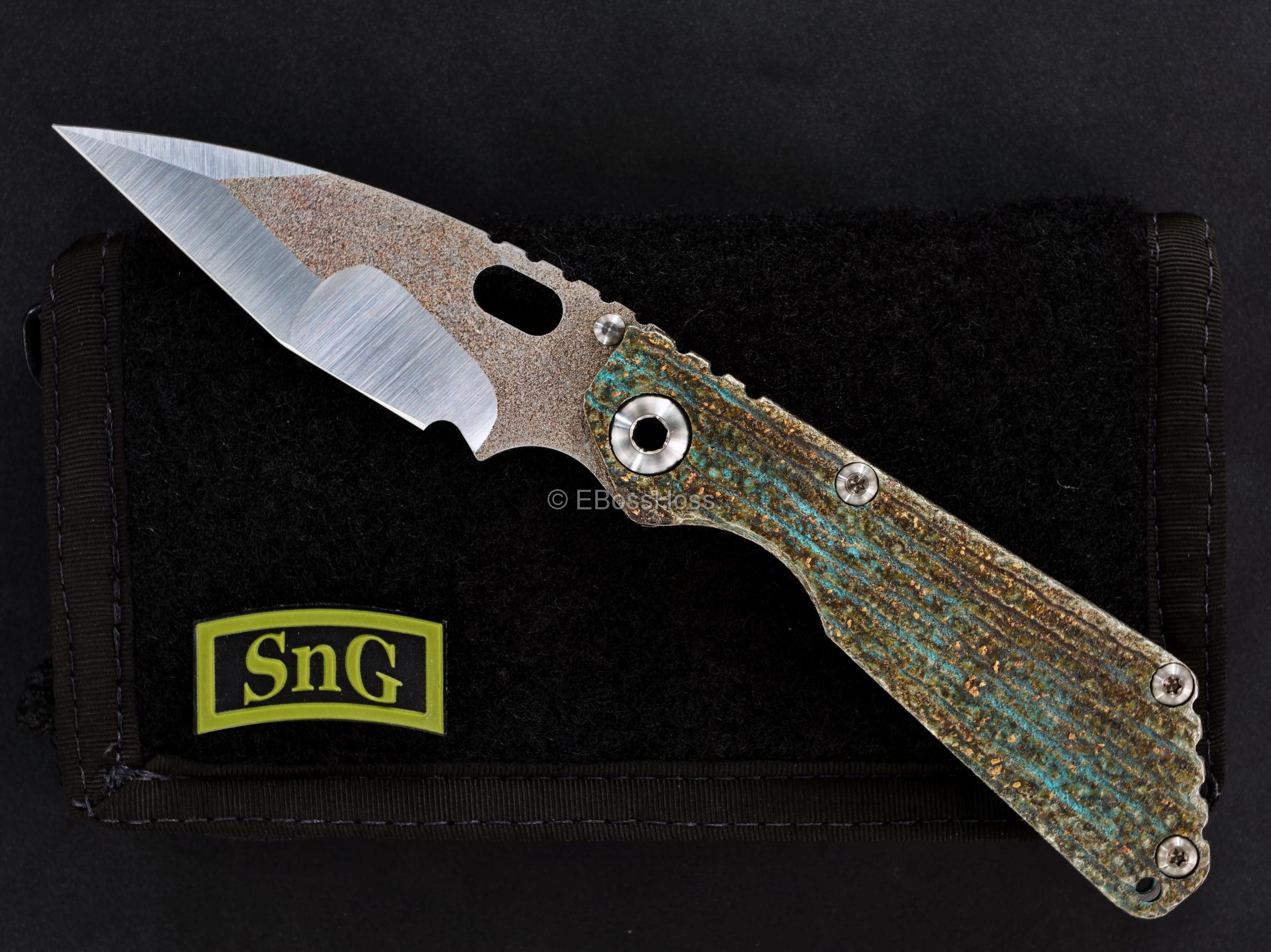 Mick Strider Custom (MSC) Groot Nightmare SnG