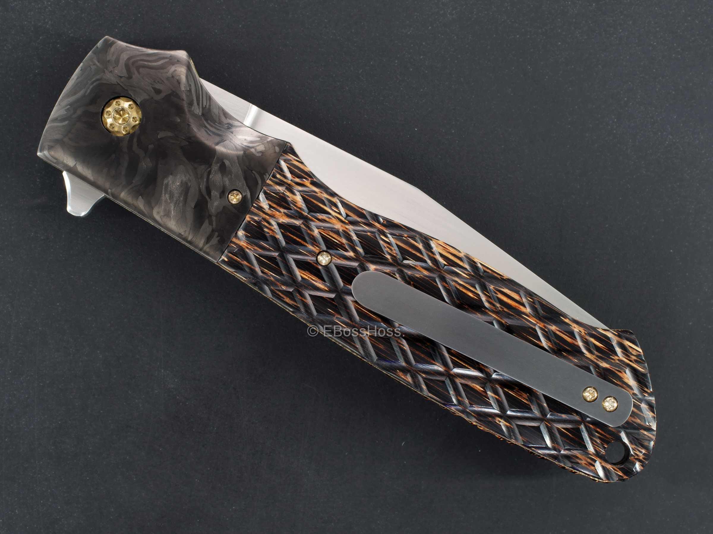 John W Smith Custom Deluxe Iterum Flipper