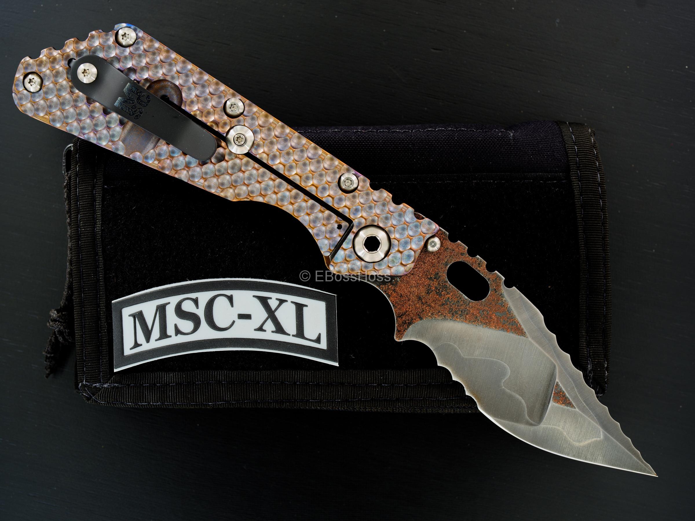 Mick Strider Custom (MSC) Deluxe DGG Nightmare Rhino XL