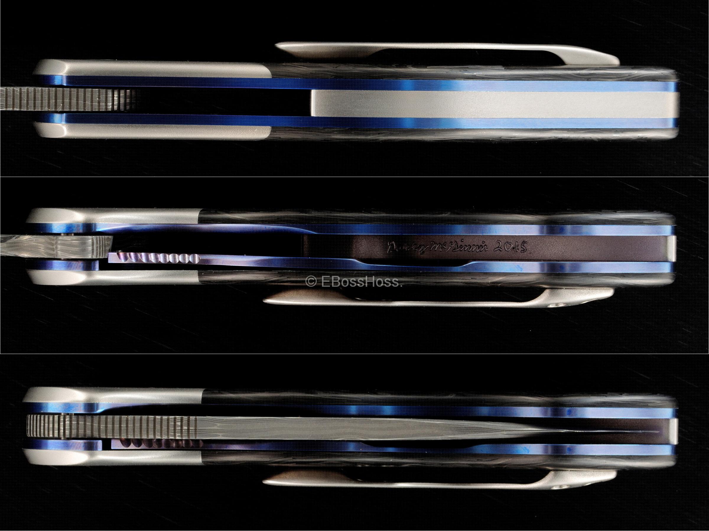 Gerry McGinnis Custom Deluxe Peligro R Flipper