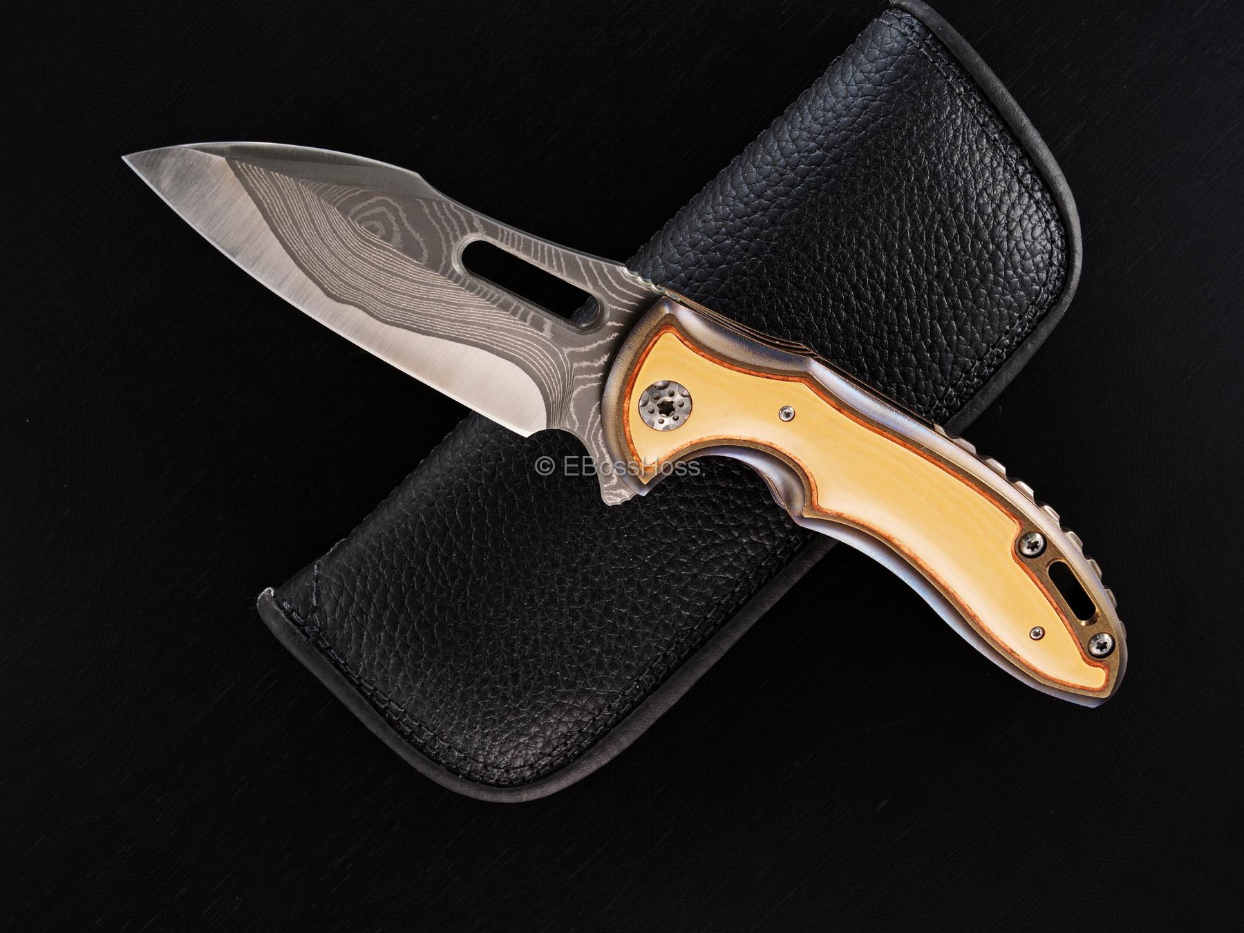 Rick Lala Custom Very Deluxe Sentry Flipper