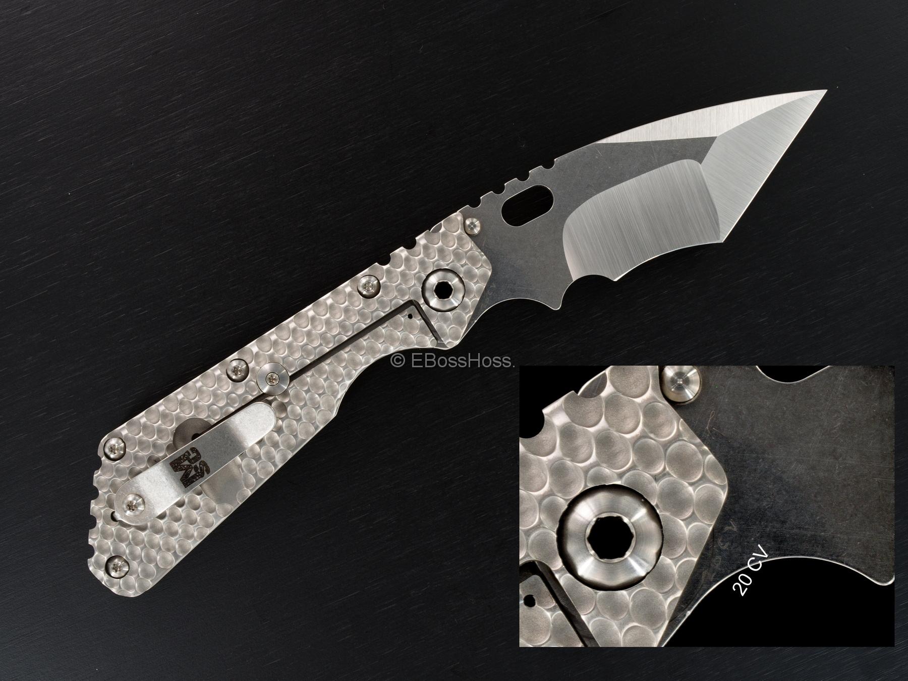 Mick Strider Custom (MSC) DGG Nightmare XL Yeti