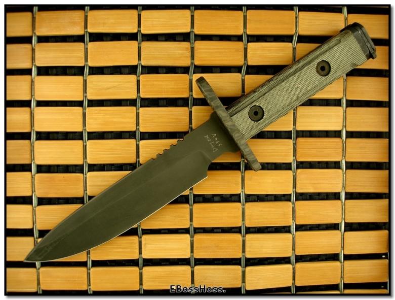 Strider Knives' Duane Dwyer Custom Bayonet