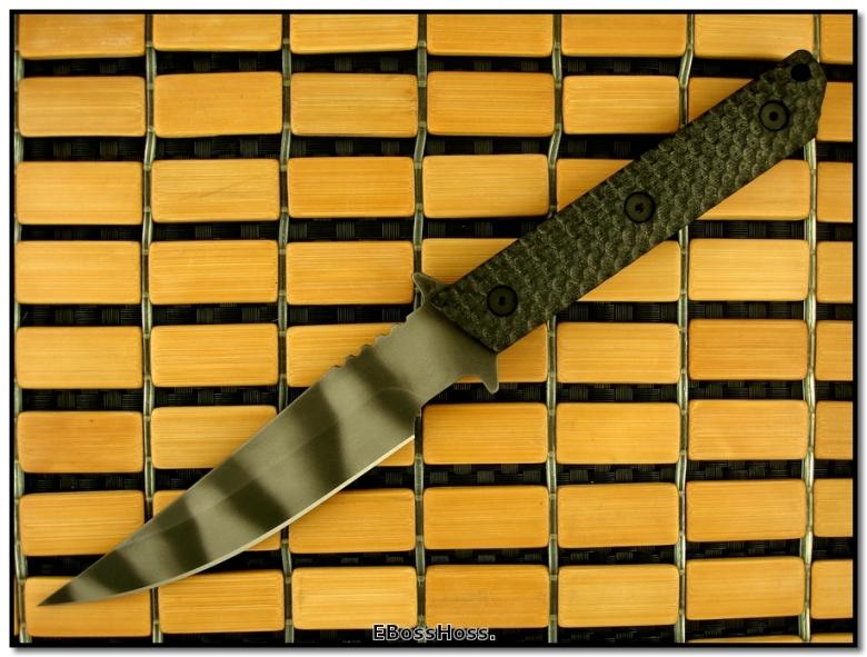 Strider Knives GS GG