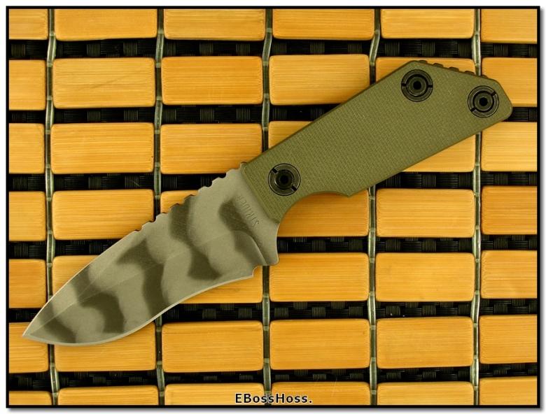 Strider Knives EB DB