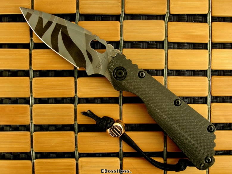 Mick Strider Starlingear Company Knife - 2nd Edition