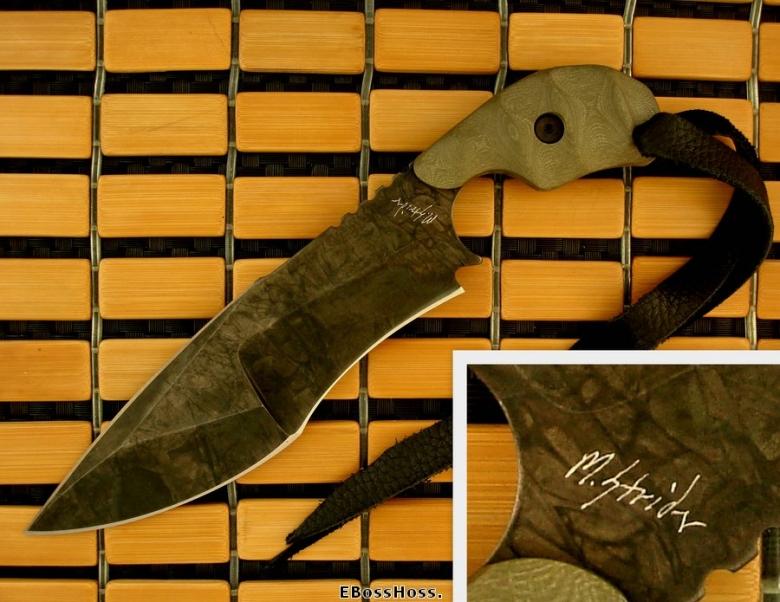 Mick Strider Custom (MSC) Nightmare Dagger XL SLCC