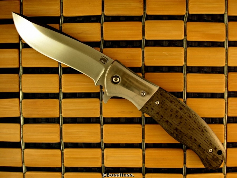 D.B. Fraley Deluxe XL Torrent Flipper