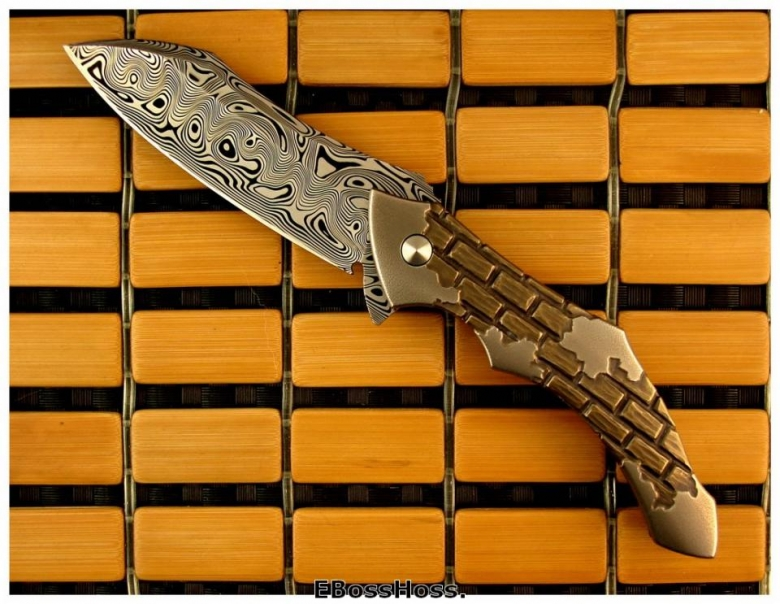 "Jeremy Marsh Revolution ""Pit Knife"" 2010"