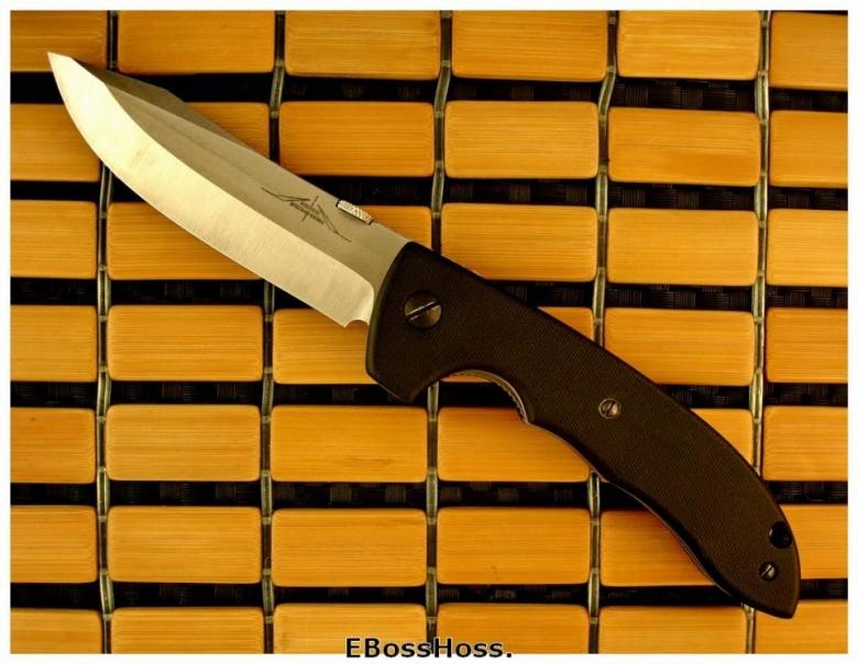 Ernie Emerson Pre-factory CQC-8