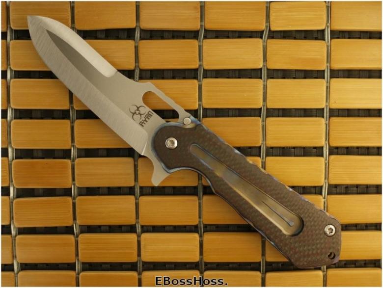 Steve Ryan Butter Knife Flipper
