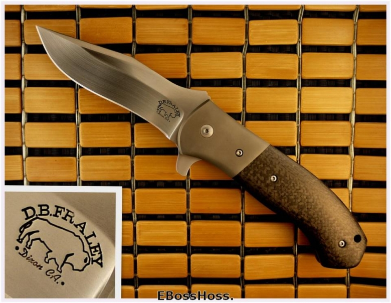 D.B. Fraley XL Deluxe Deluge Flipper