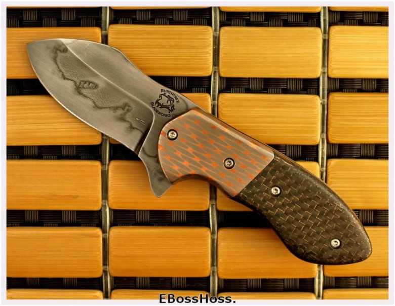 "Michael Burch Deluxe ""Beehive"" Flipper"