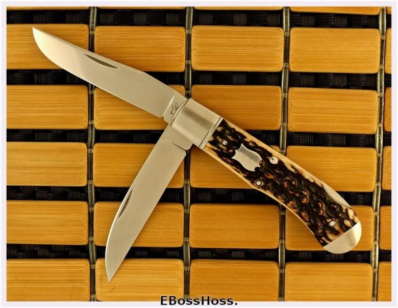 Ryuichi Kawamura Premium 2-Blade Trapper