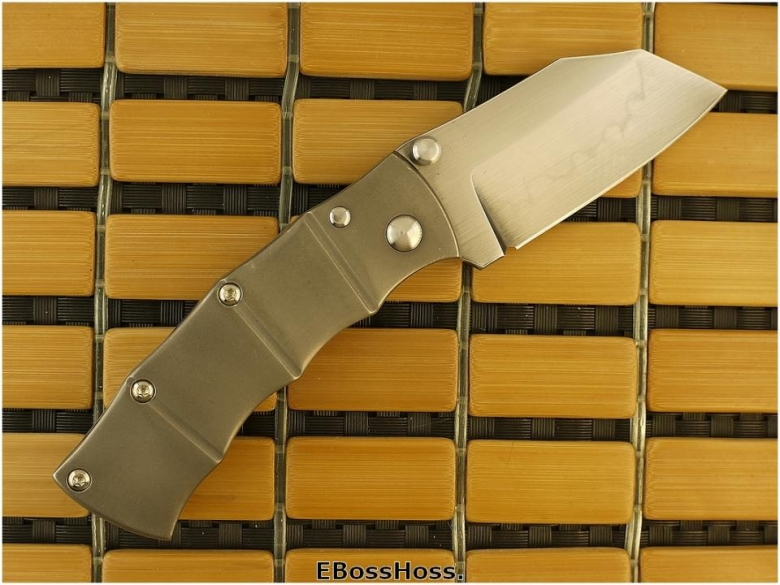 Michael Burch LEFTY Bamboo Folder