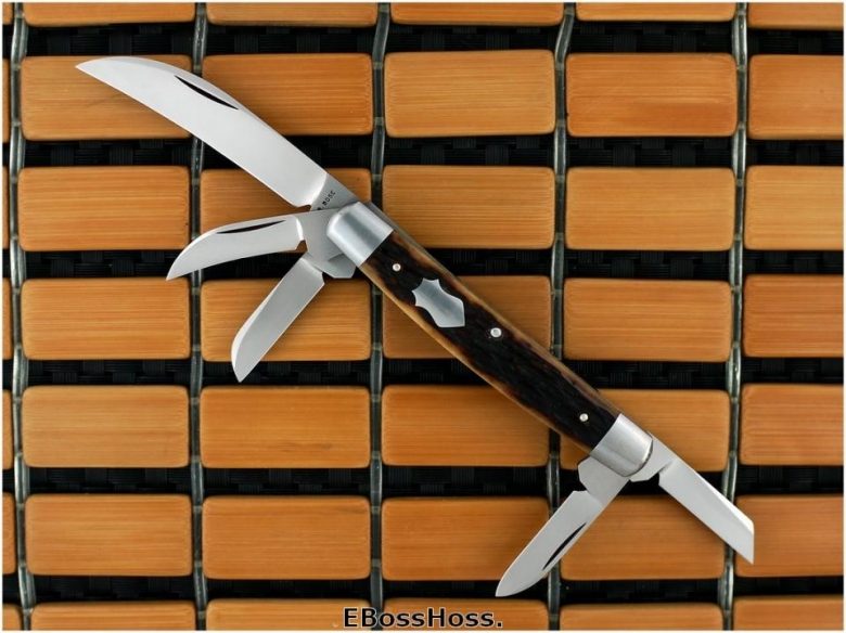 Reese Bose 5-Blade Mini-Congress Prototype