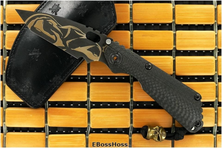 Mick Strider / DDC / Starlingear SnG Collab Knife