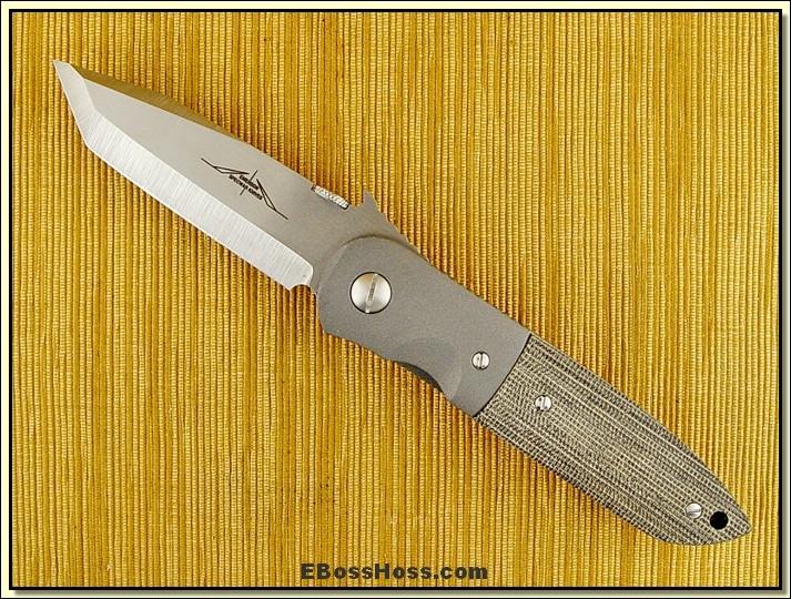 Ernie Emerson CQC-6 w/Wave