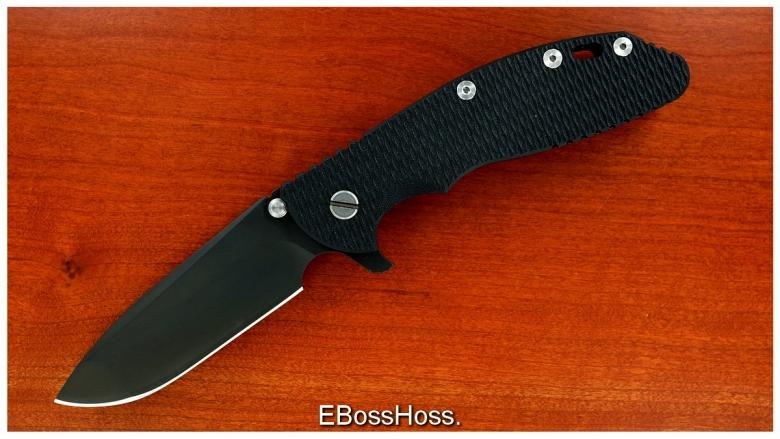 Rick Hinderer BlackDLCXM-24 Flipper