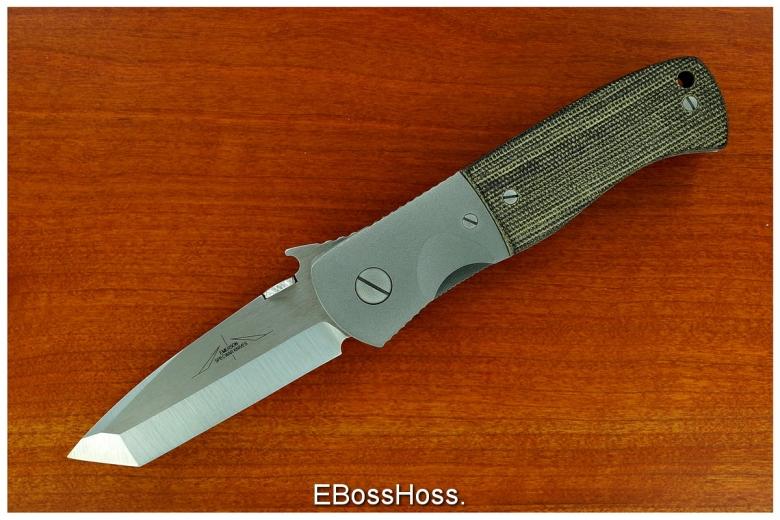 Ernie Emerson Custom CQC-7 w/Wave