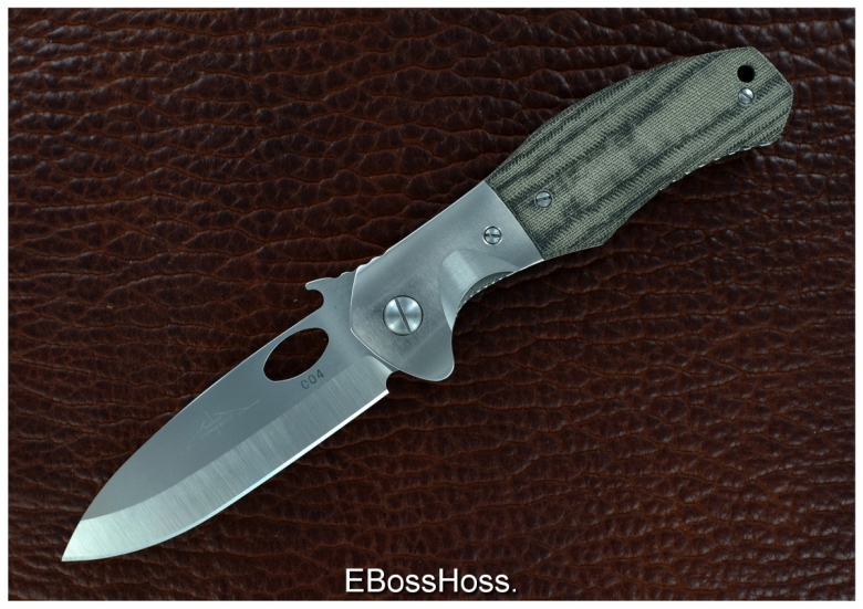 Ernie Emerson Custom CQC-10