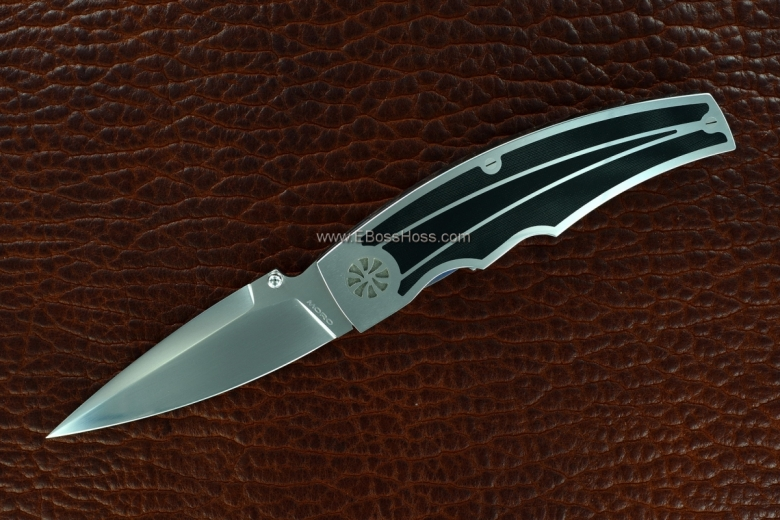 Corrado Moro Ondine High-tech Integral Folder