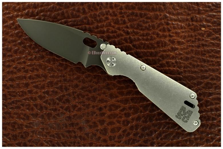 Mick Strider Custom (MSC) Black-blade PT