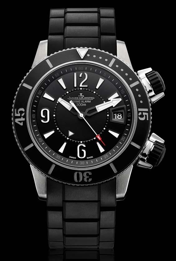 Jaeger-LeCoultre Master Compressor Diving Alarm Navy SEALs Q183T770