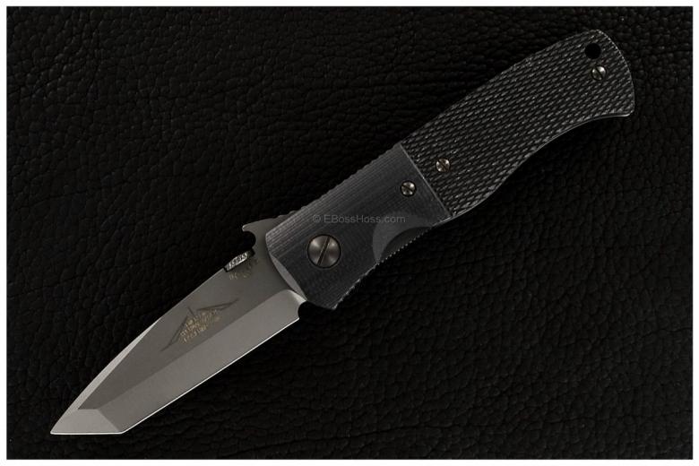 Ernie Emerson Black CQC-7 (aka Black 7, Black Seven) #002