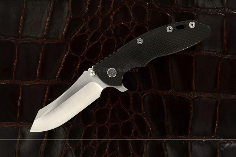 Rick Hinderer Gen 4 Custom XM-18 Skinner Flipper