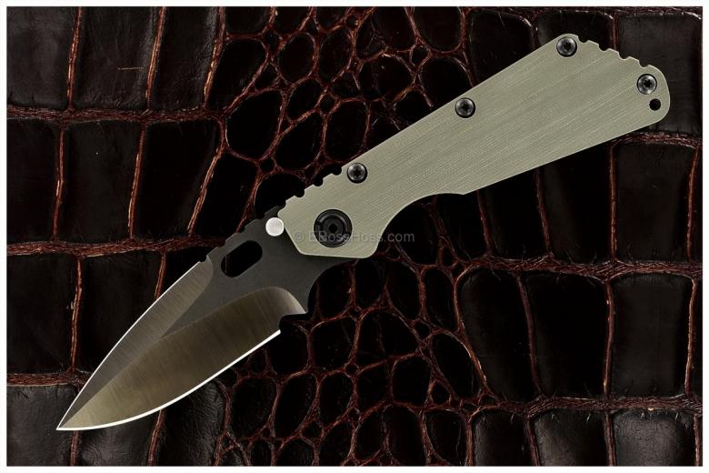 Mick Strider Custom Black-bladed SMF