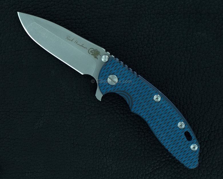 Rick Hinderer Custom Gen 4 XM-18 Spanto Flipper