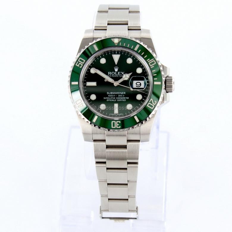 Rolex 116610V Submariner Date