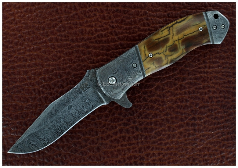 D.B. Fraley Deluxe Custom Deluge Flipper