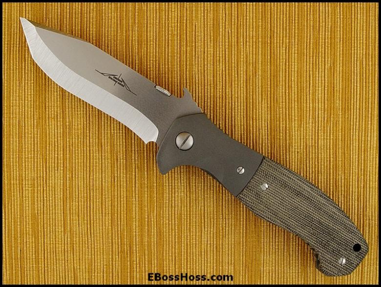 Ernie Emerson CQC-15