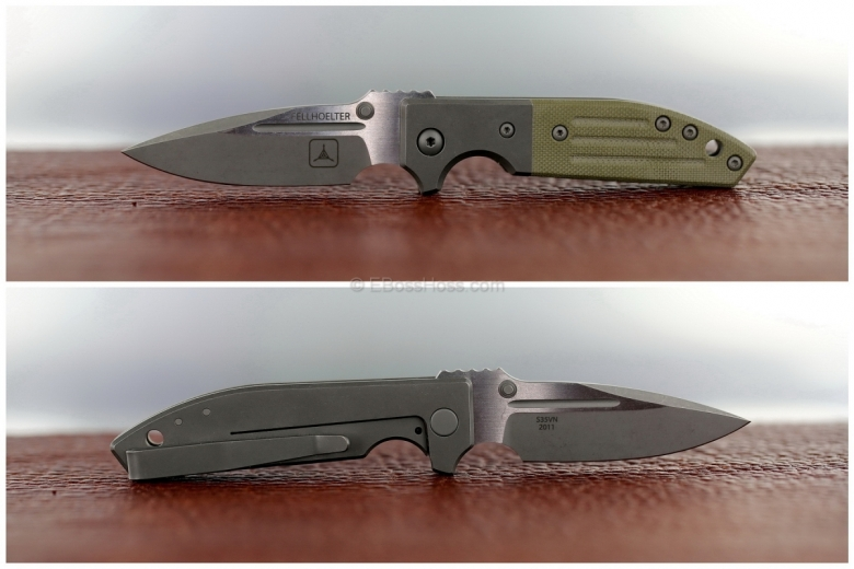 Brian Fellhoelter / TADGear Custom Bolstered Mini Dauntless