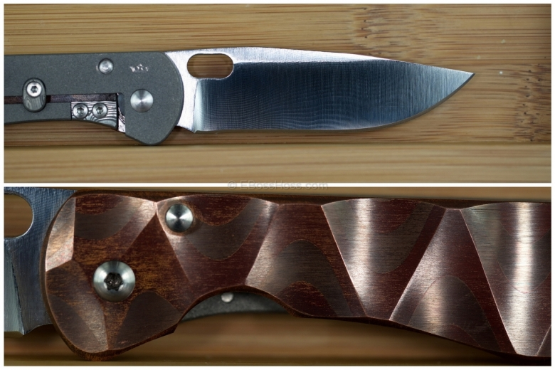Jürgen Schnaz Custom Model 2 Pocket Knife