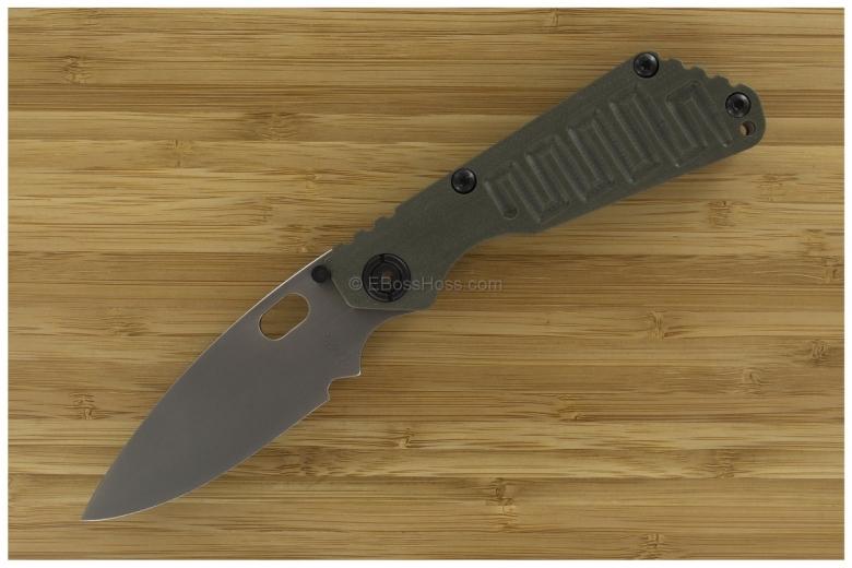 Duane Dwyer Custom ( Strider Knives ) SnG