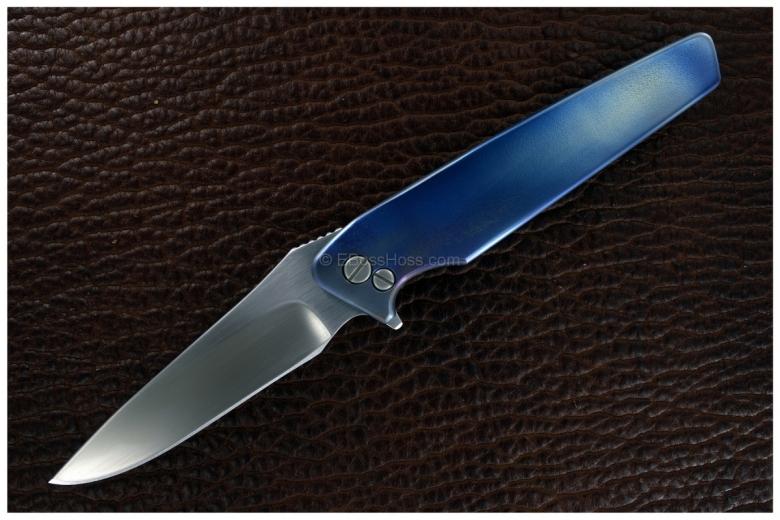 Will Moon Custom Integral MK12 Flipper
