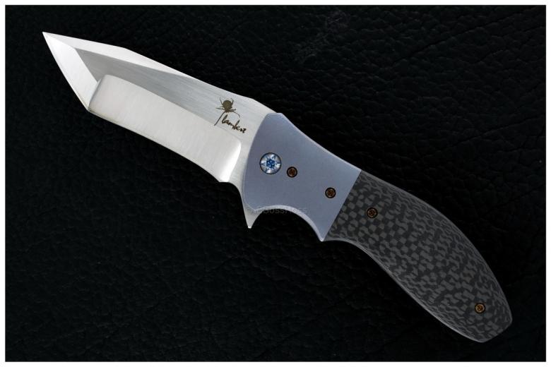 Kirby Lambert Custom Deluxe MGT Snap Flipper
