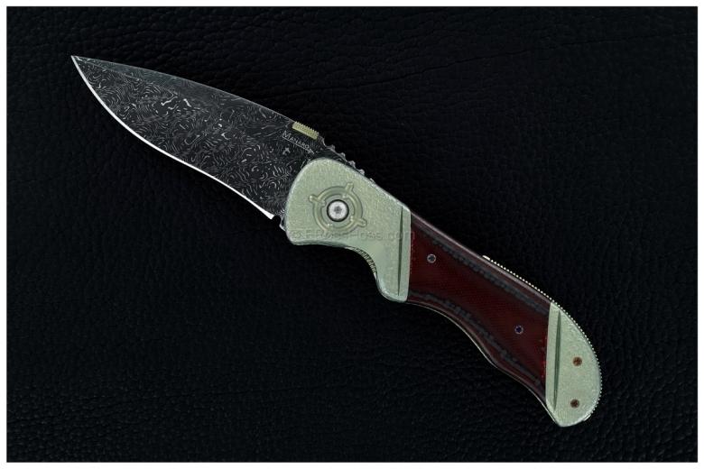 Sal Manaro Custom Deluxe Bullseye