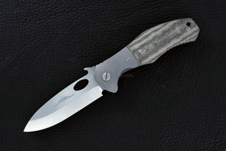 Ernie Emerson Custom CQC-10 Waved