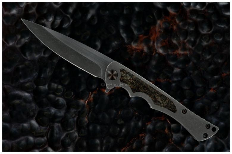 Neil Blackwood Custom Henchman Flipper