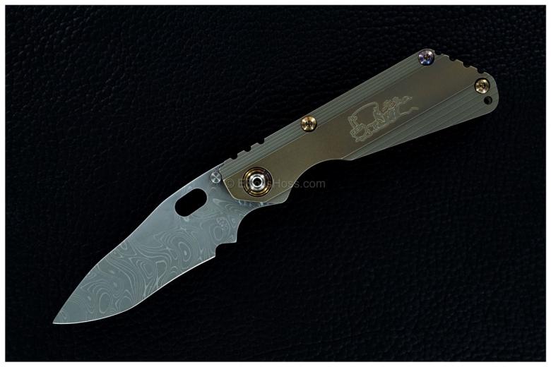 Duane Dwyer Custom SnG Recurve