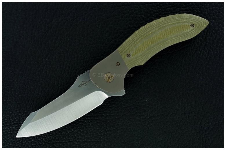 Peter Carey Custom Gen 3 Tremor Flipper
