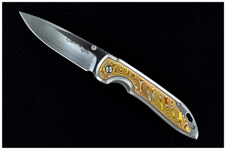 Korth Cutlery Custom Mokuti K2 Flicker