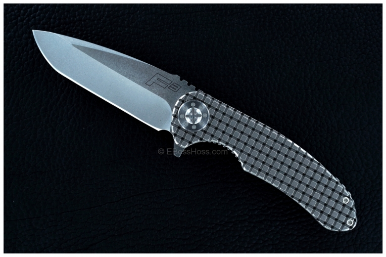 Curtiss Knives by Dave Curtiss Large FRAG F3 Flipper