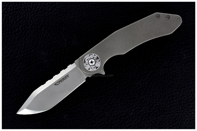 Tom Ferry Engraved Tactical Workhorse