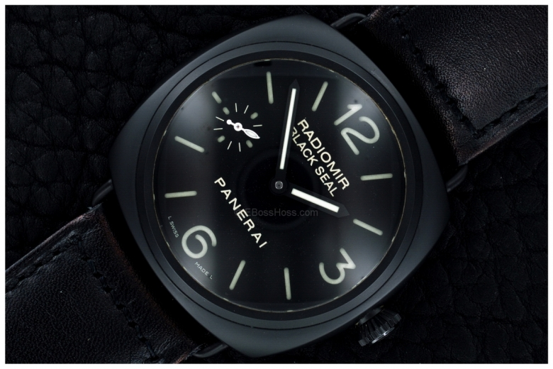 RADIOMIR PAM292 BLACK SEAL (PAM00292 PAM 292)