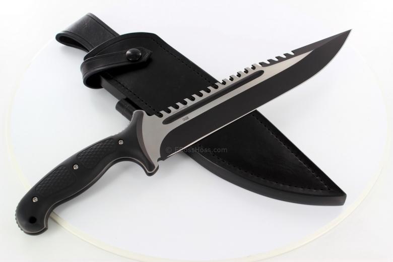 Todd Begg Custom Razorback Prototype